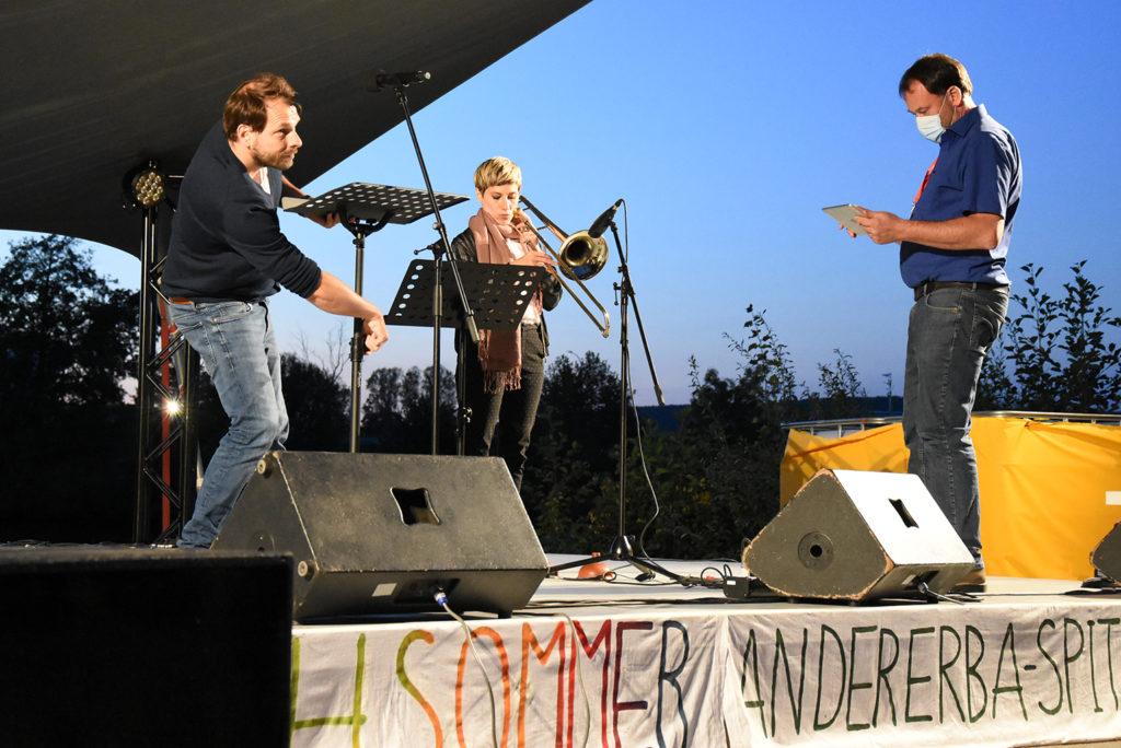 20.9. | Martin Beyer & Antonia Hausmann